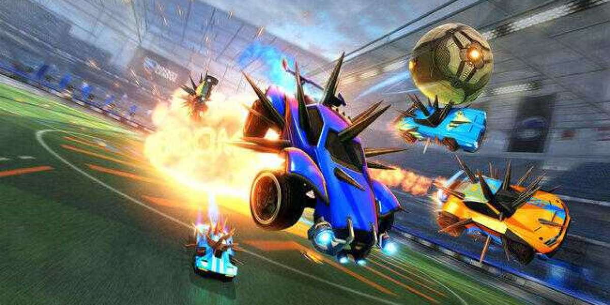 Rocket League's new Blueprint system still felt too expensive