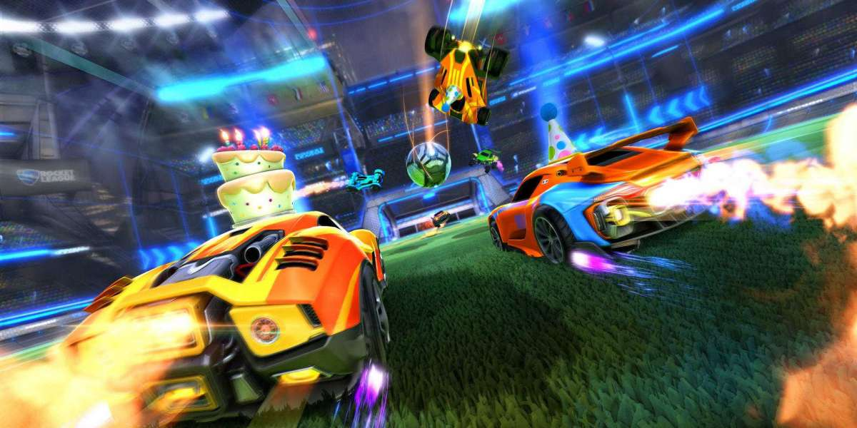 You've beaten any or all of the Rocket League Llama-Rama challenges
