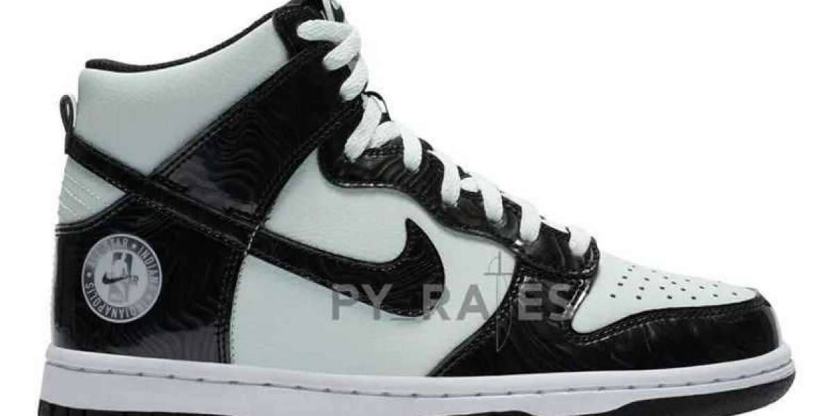 "Nike Dunk High SE ""All-Star 2021"" Barely Green/Black Release Information"