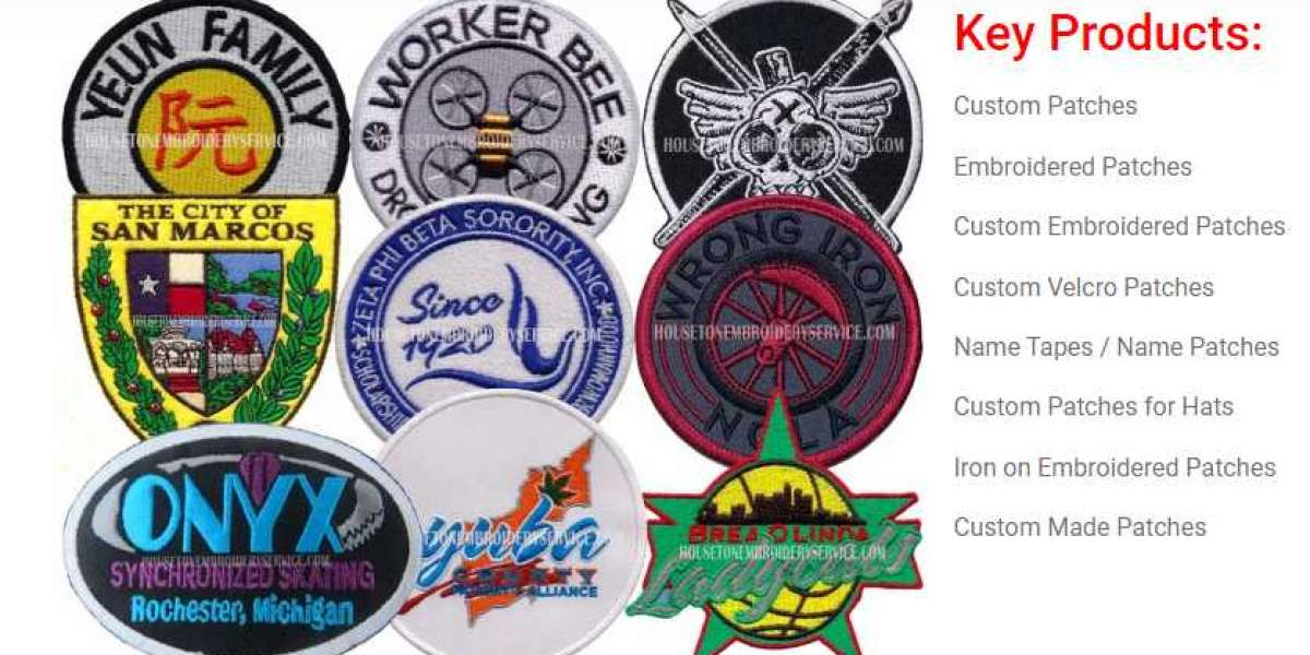 Marvels Of Brothers Sewing And Embroidery Machine for CUSTOM IRON ON PATCHES