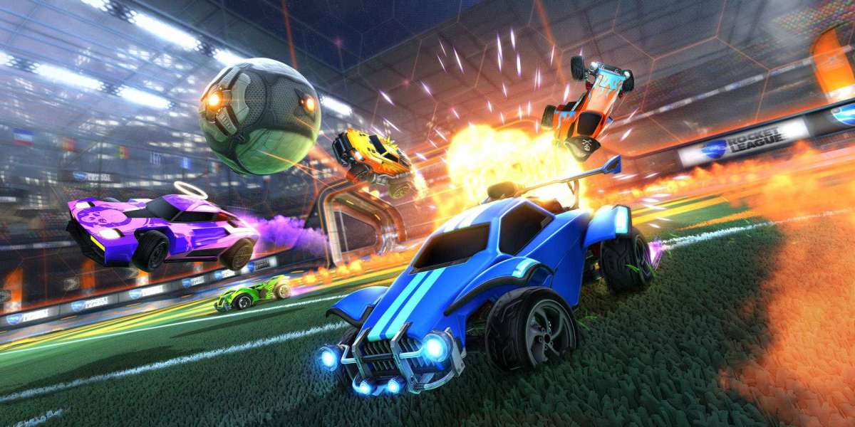 Soccer-with-vehicles game Rocket League is getting Mad Max