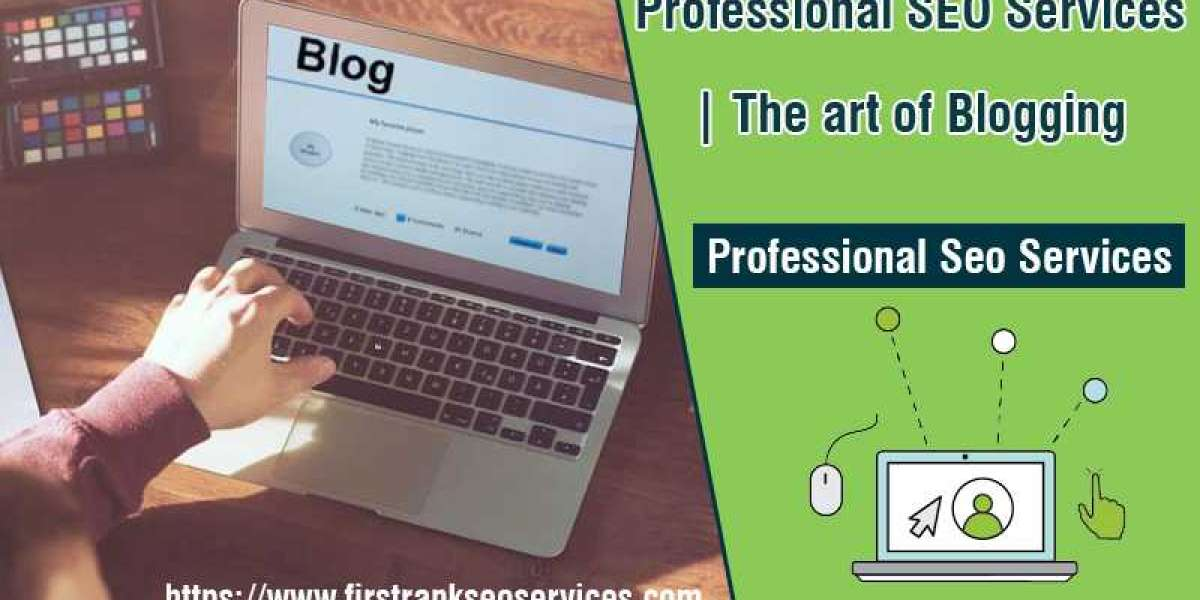 Professional SEO Services | The art of blogging