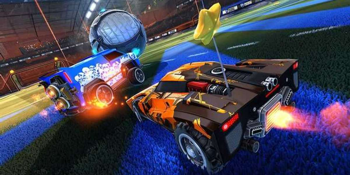 Rocket League Item Prices accessible on Steam