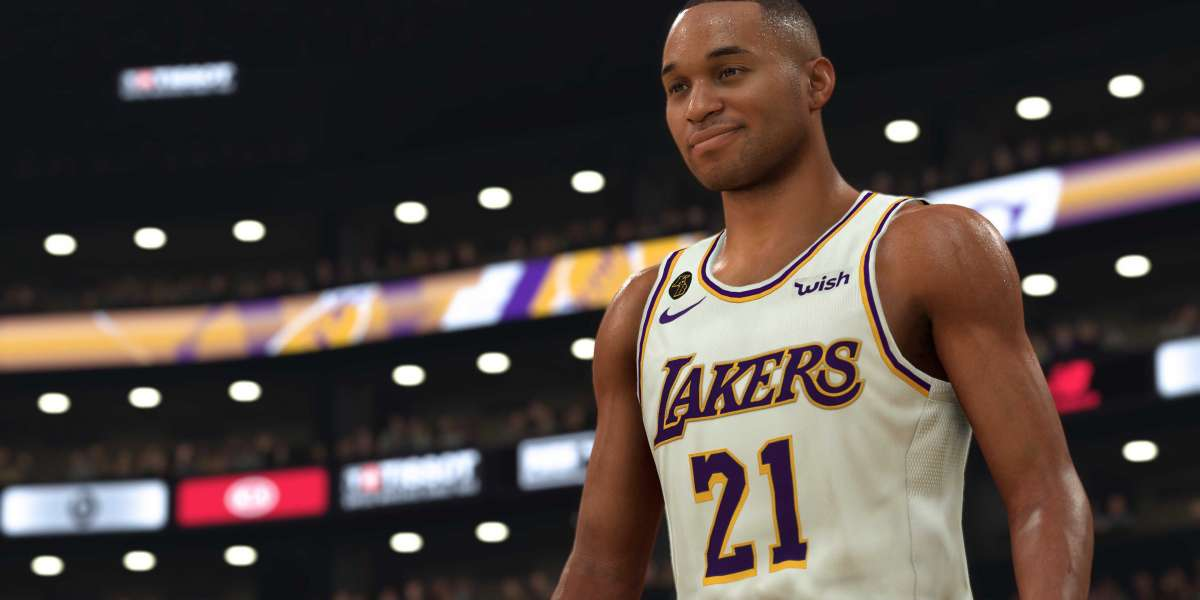 The new-gen edition of NBA 2K21 attracts a first for the show