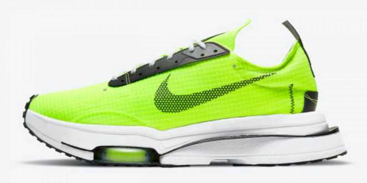 """Nike Air Zoom Type """"Volt"""" 2021 New Arrival CV2220-700"""