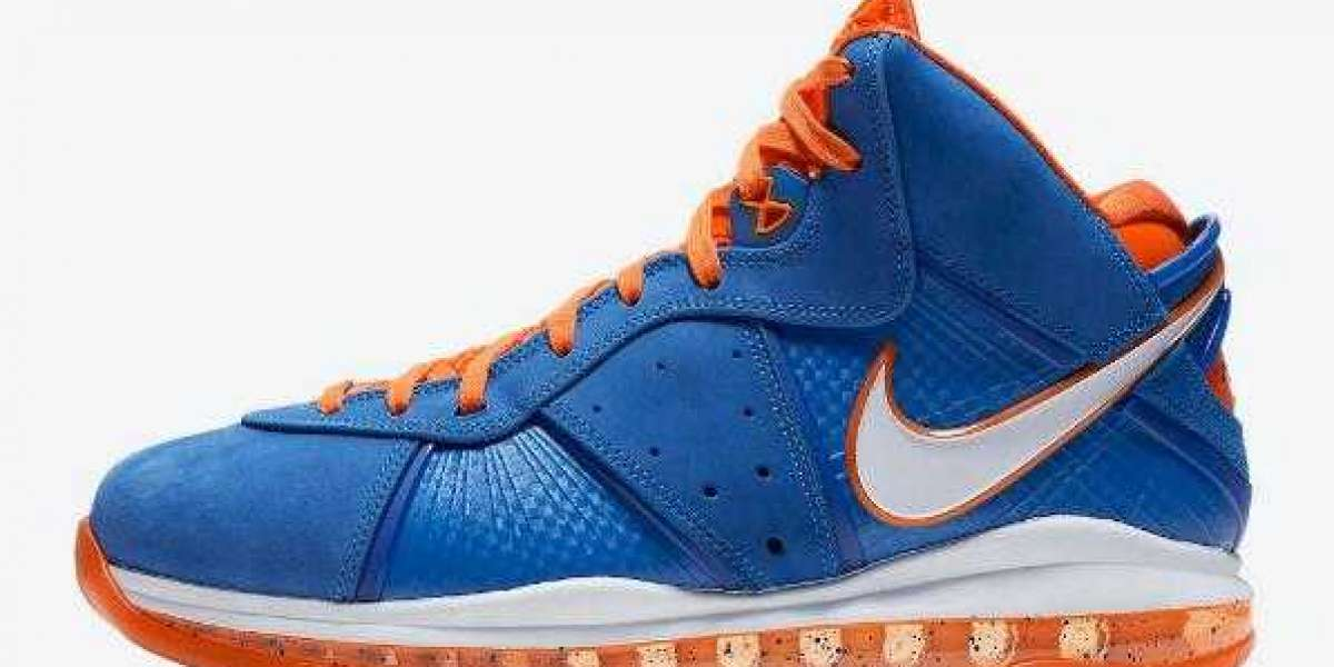 Nice Nike LeBron 8 HWC CV1750-400 is Available for Online Sale