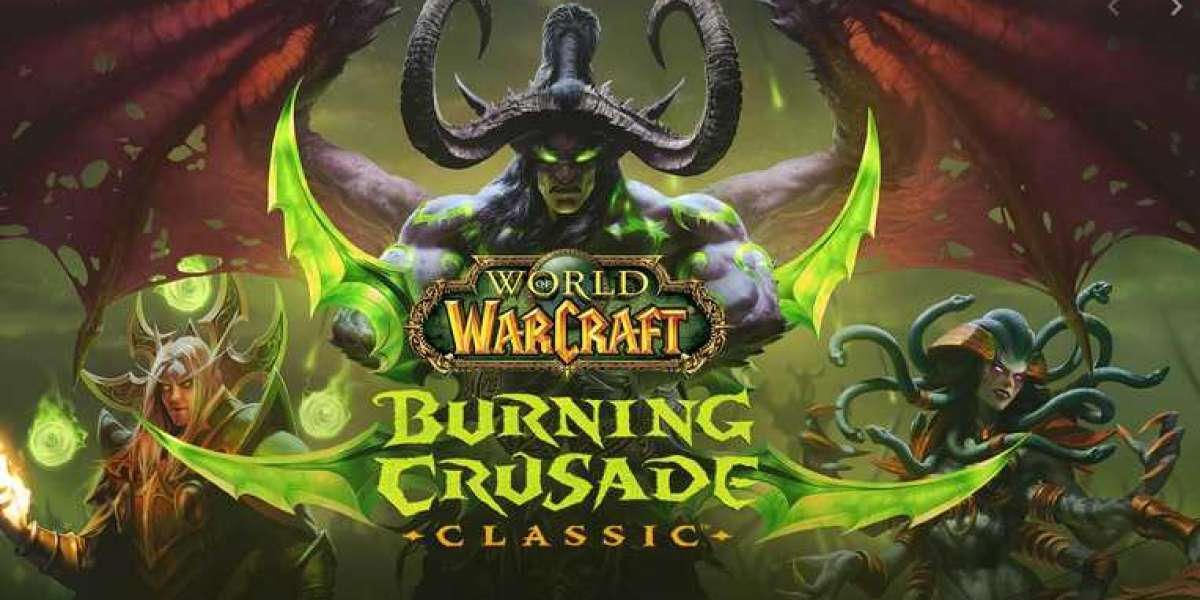 The Burning Crusade Classic that can bring you back to the funny memes of 2007