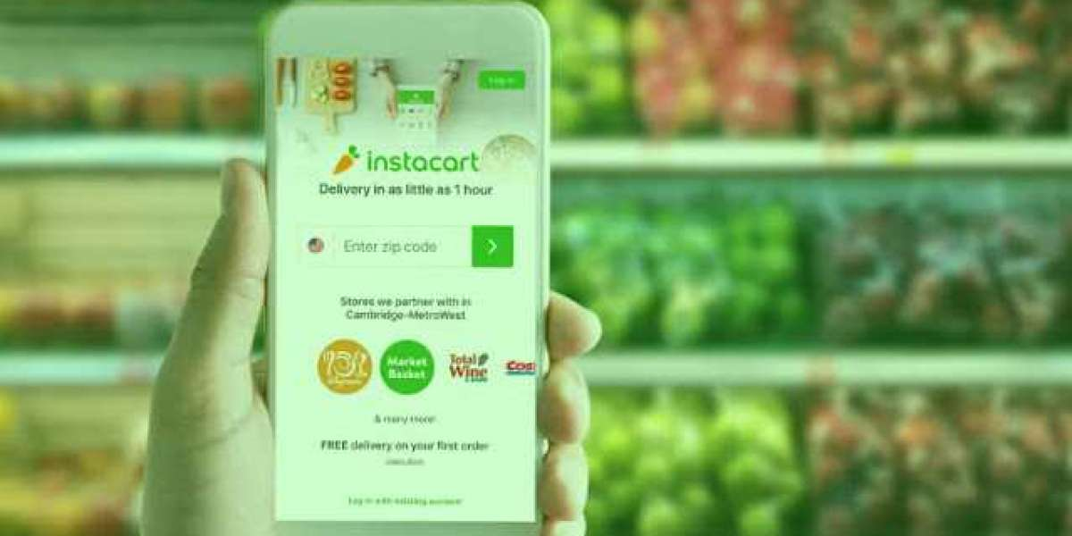 Grocery Delivery App Like Instacart Are Helping People In This Quarantine Season