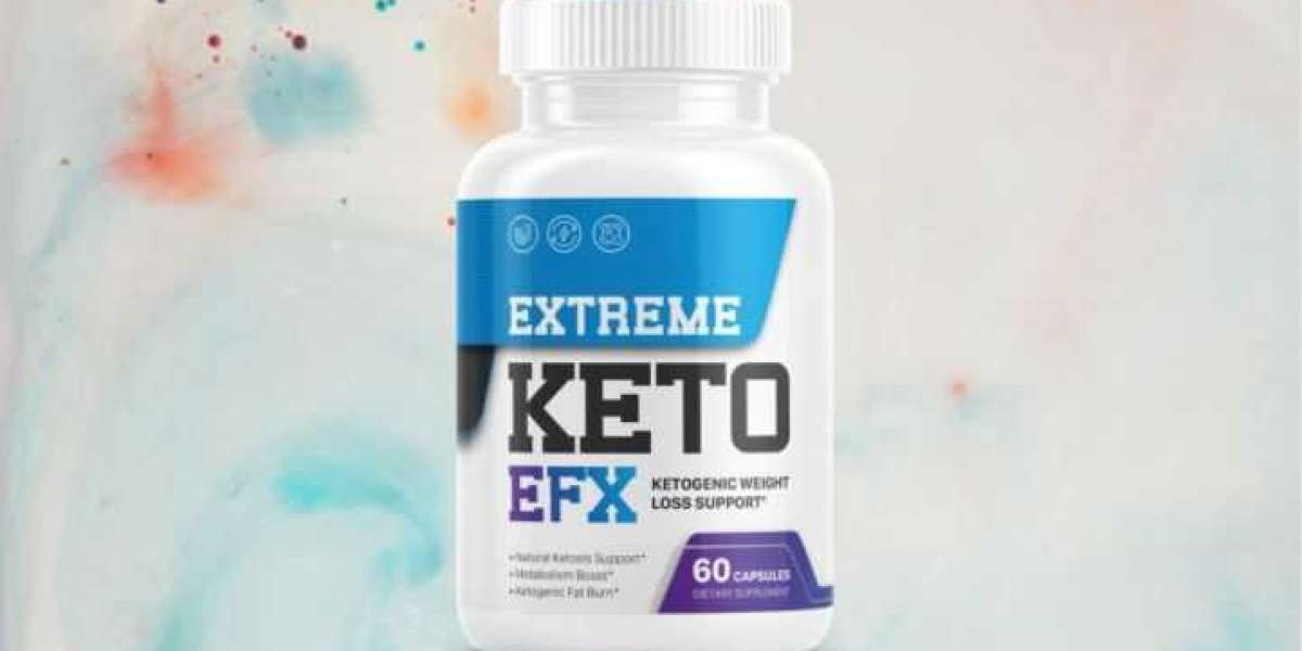 Extreme Keto EFX UK Is This Weight Loss Supplement The Best?