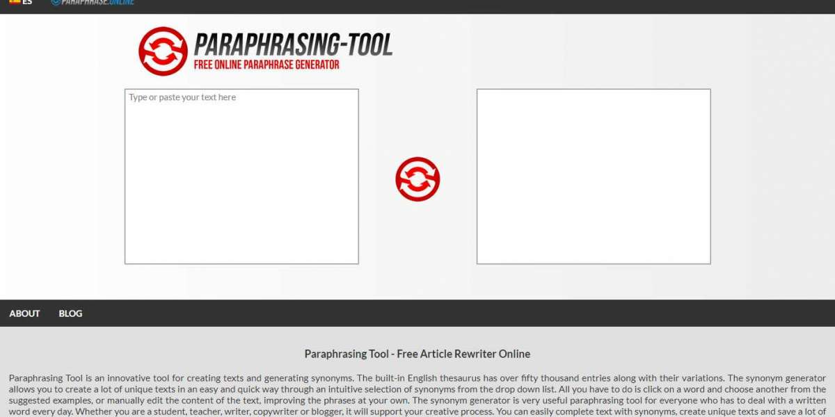 Reasons To Use Paraphrasing Tool While Writing Content For Blog