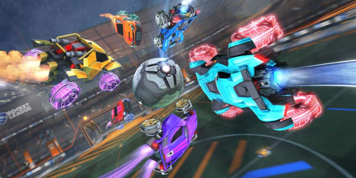 Rocket League has entertained gamers with its rocket-powered cars